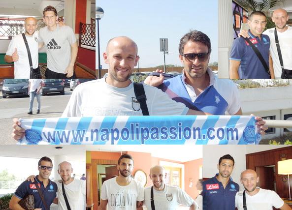 Calciatori Napoli i Calciatori Del Napoli